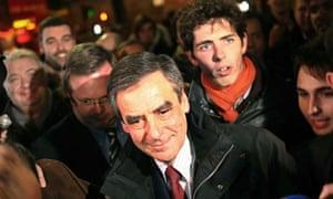 Francois Fillon, UMP leadership candidate