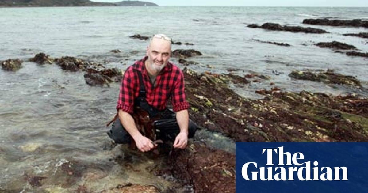 Cornwall pioneer aims to make Lizard the seaweed capital of Europe
