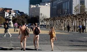 san francisco nudity