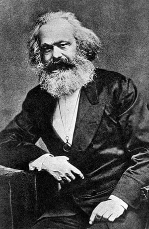 The 10 most: Karl Marx