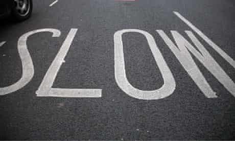 Slow marking