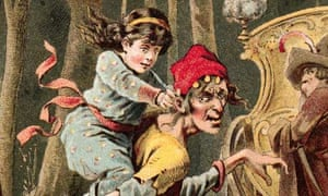 Myth guided … a scene from Hans Christian Andersen's The Snow Queen.