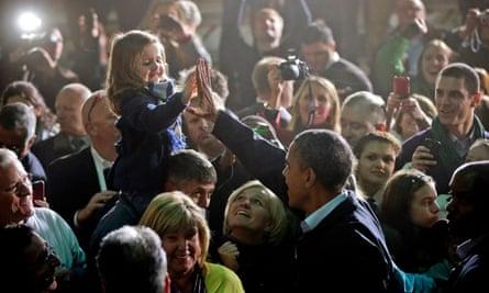 Barack Obama Ohio