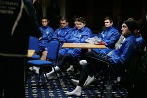 Met Police Football Team: Match briefing