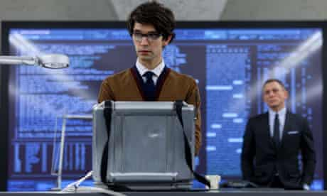 Ben Whishaw as Q in Skyfall - 2012
