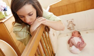 When baby brings the blues … postnatal depression