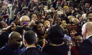 US Presidential Elections: Michelle Obama