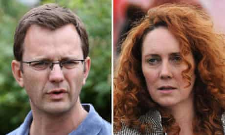 Andy Coulson and Rebekah Brooks have been charged over alleged corrupt payments to officials