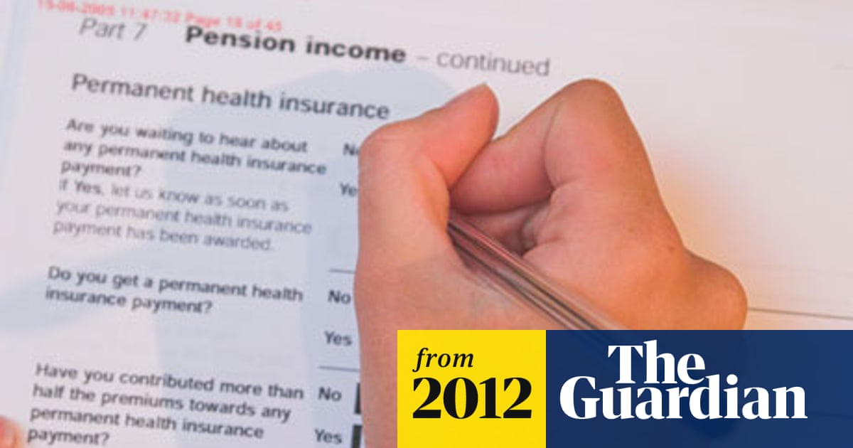 Scrounger Stigma Puts Poor People Off Applying For Essential Benefits Benefits The Guardian