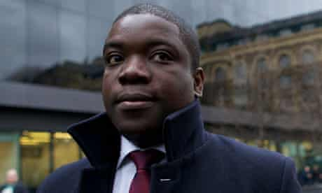 Former UBS trader Kweku Adoboli was charged in relation to the loss of £1.5bn