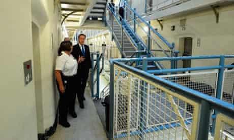 David Cameron Criminal Justice speech