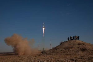 A month in Space: Expedition 33 Soyuz Launch
