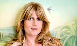 Rachel Johnson, journalist, author and former editor of the Lady