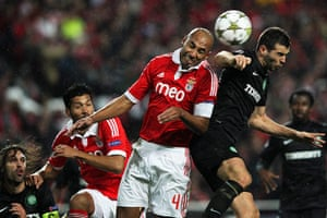 tuesday champs league 4: Anderson Luis 'Luisao'