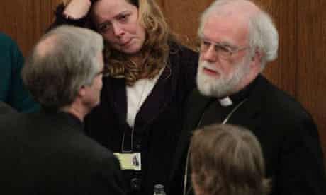 Rowan Williams, female bishops