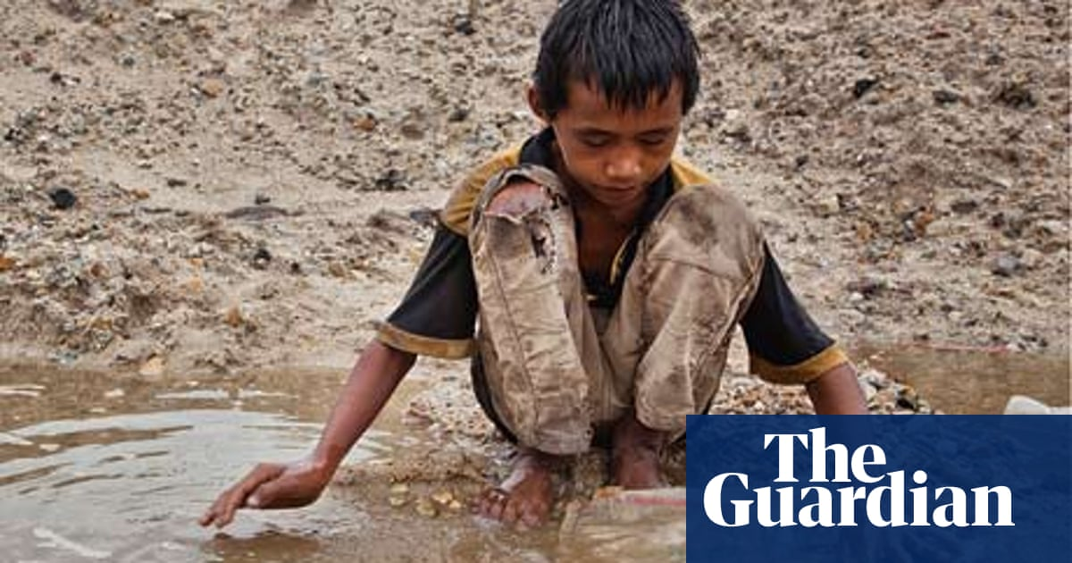 Death metal: tin mining in Indonesia | Environment | The Guardian