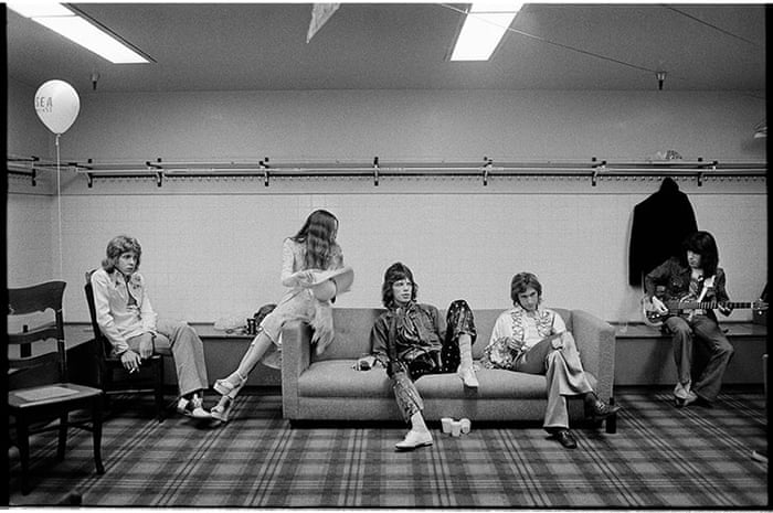 The Rolling Stones in 1972: Jim Marshall's classic pictures