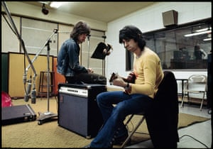 Rolling Stones: The Rolling Stones in studio