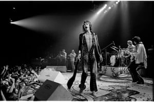 Rolling Stones: The Rolling Stones on stage