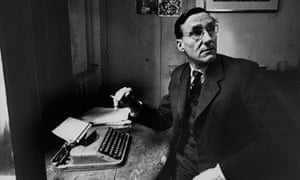 William S. Burroughs typewriter