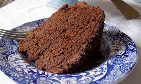 How To Cook The Perfect Chocolate Cake Food The Guardian