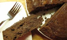 Margot Henderson recipe chocolate cake