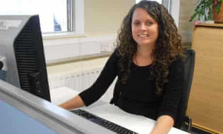 Jessica Sale, adoption social worker