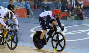 Sir Chris Hoy London 2012