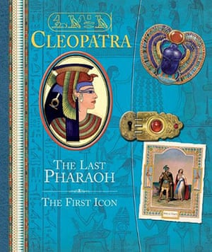 Kids Christmas books: Cleopatra: The Last Pharaoh by Clint Twist (Templar, £14.99)