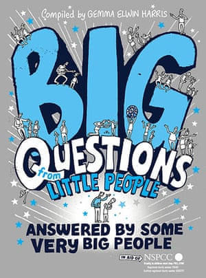 Kids Christmas books: Big Questions from Little People, Answered by Some Very Big People