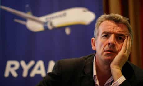 Ryanair cutbacks