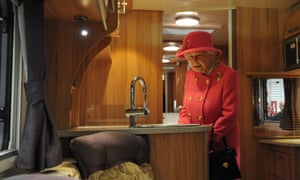 Probably couldn't cook a state banquet in that kitchen, though.