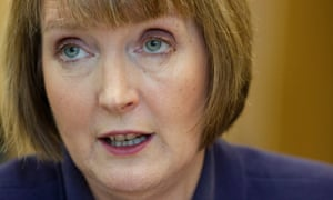 Harriet Harman, deputy leader of the Labour party