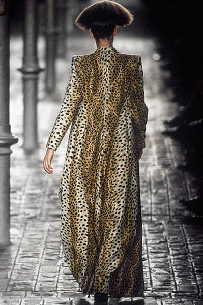 Alexander Mcqueen His Genius In Pictures Fashion The Guardian