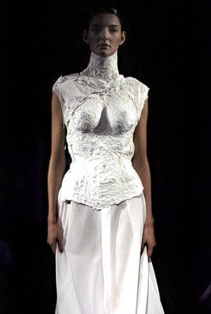 Alexander Lee Guardian Fashion Week