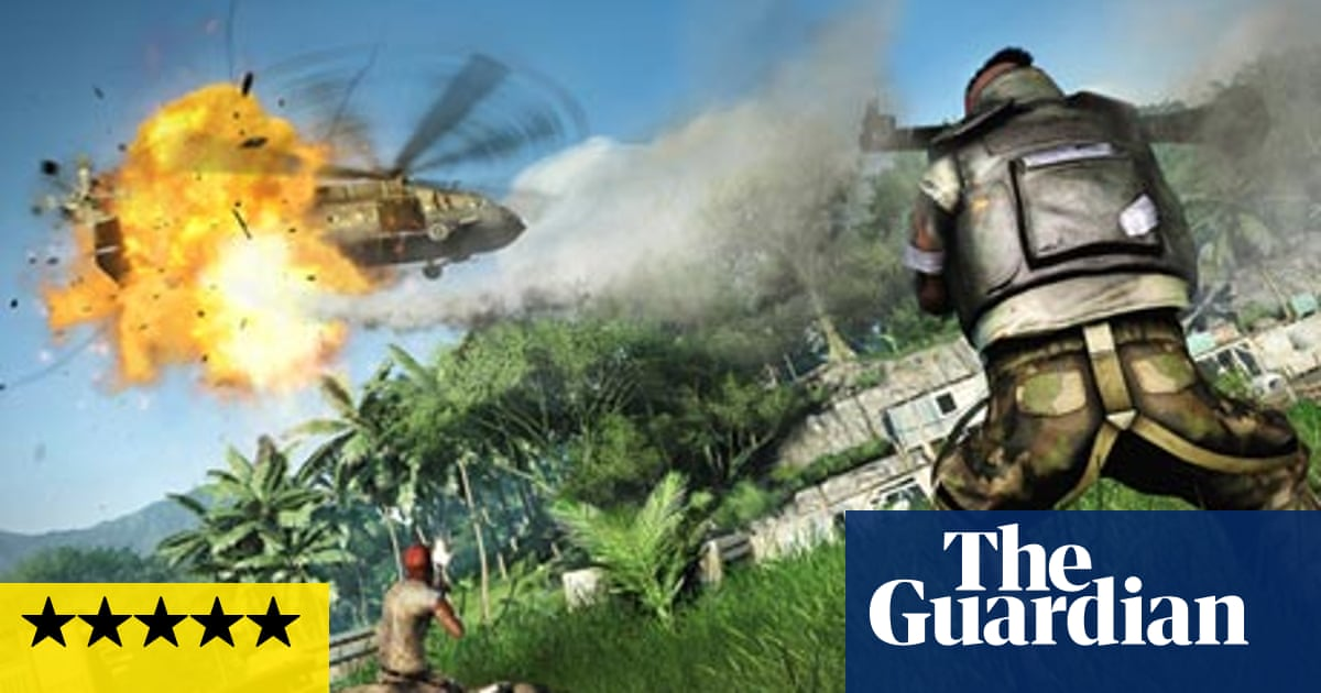 Far Cry 3 – review | Games | The Guardian