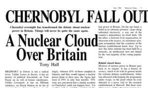 Tony Hall's article on nuclear policy for Marxism Today