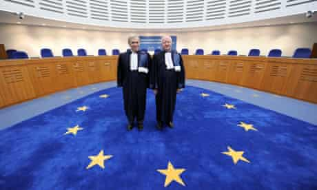 European Court of Human Rights presidents