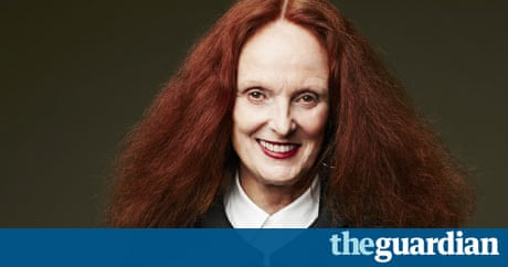 Amazing Grace Coddington Inside The World Of US Vogues Creative - Surgeon calms crying 2 year old girl about to undergo heart surgery with cartoons on his phone