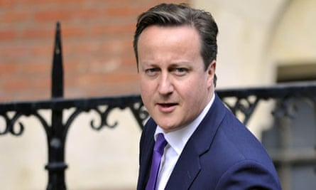 David Cameron Leveson Inquiry