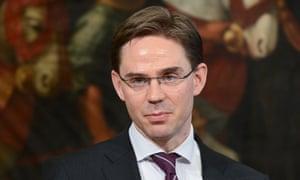 EU budget concerns – the Finnish prime minister, Jyrki Katainen