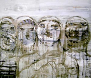 Syria Relief: Shattered Beauty exhibition, Amjad Wardeh