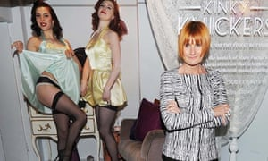 Mary Portas: Kinky Knickers - Launch And Personal Appearance