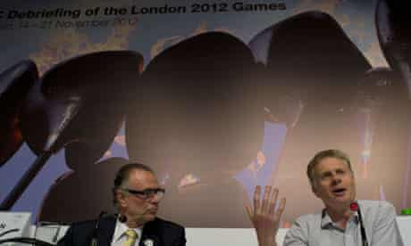 Olympic handover, London to Rio