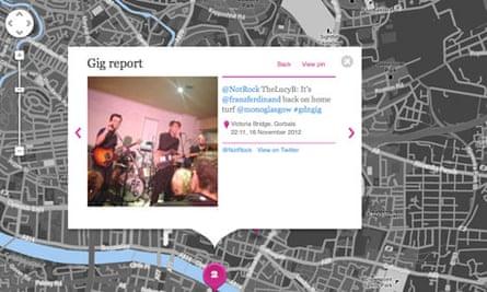 gdngig live music map