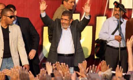 morsi power grab