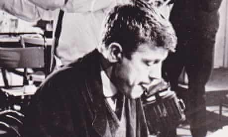 Stan Greig on piano