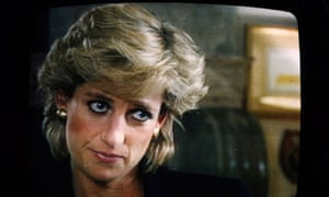 Princess Diana Tony Hall