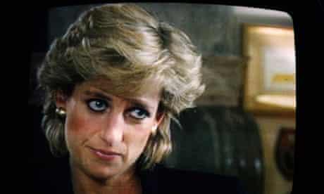 Princess Diana Tony Hall