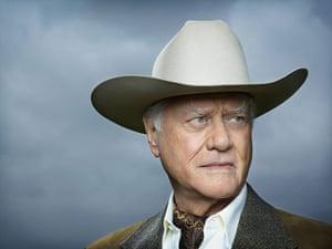 Larry Hagman: Dallas 2012